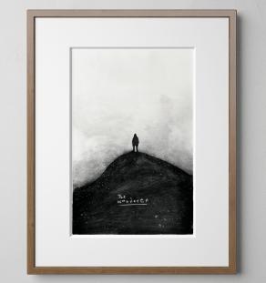 Wanderer_print_ignasifont